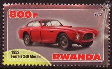 1952 FERRARI 340 MEXICO Car Automobile Mint Stamp (2013)