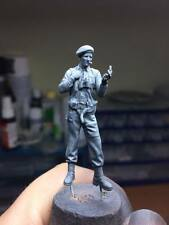 RP Models Major Anders Lassen WW2 Unpainted 1/35th Figure kit