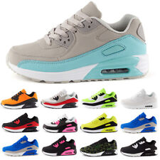 Neu Herren Damen Sneaker Sportschuhe Turnschuhe Neon Runners 1989 Schuhe 36-46
