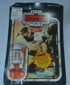 Star Wars Vintage R5-D4 Figure - 1980 Kenner Unopened