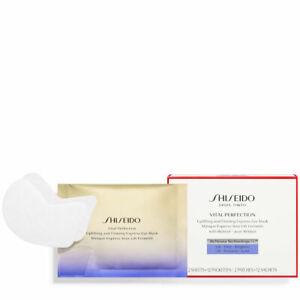 Shiseido Vital Perfection Uplifting and Firming Express Retinol Eye Patches x12