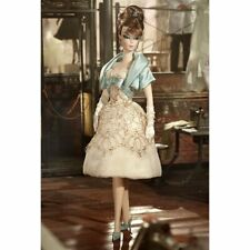 Mattel Barbie Party Dress Doll 2012 Gold label Limited to 5800 Fashion #29653