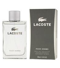 Lacoste Pour Homme 100 ml Eau de Toilette NEU & OVP 100ml EDT