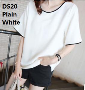 (READY STOCK) Female Girl Perempuan Lady T Shirt clothing baju pakaian dress guy