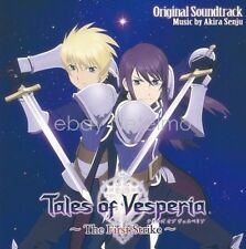 New 1106 Tales of Vesperia The First Strike Soundtrack CD Music Song Anime Game