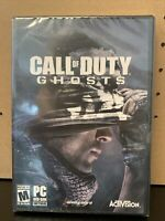 CALL OF DUTY GHOSTS  A CHANGED WORLD BRAND NEW SEALED PC