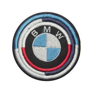 Motor Car Brand Logo Patch Iron On Patch Sew On Embroidered Patch