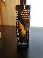 New listing Brightwell Alkalin8.3 500mL Liquid Marine Alkalinity Kh Buffer(e1)