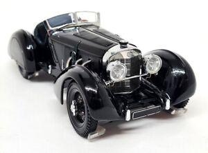 CMC 1/24 Scale - M001 Mercedes SSK 1930 Black Prince Diecast Model Car Inc Tag