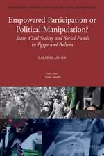 NEW - Empowered Participation or Political Manipulation?