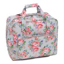 3eb2a98c6e Sewing Machine Bag (Matt PVC) - Rose - Floral - Hobbygift - MR4660443