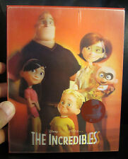 The Incredibles Blu-Ray Steelbook [KimchiDVD] Exclusive #36 Lenticular Slip B2