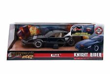 Jada Diecast Metal 1:24 Scale Hollywood Rides Knight Rider Kitt Car
