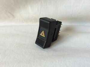 Genuine 1988/89 Renault 19 GTS Hazard Warning Lights Switch #2