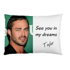 TAYLOR KINNEY See you in my dreams pillow case 94850540