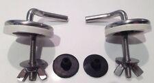 Imperial Ware Imperialware IBP NOVAD S/Steel Toilet Seat Hinges RARE!!!Genuine!