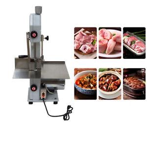 110V Commercial Electric Bone Sawing machine Meat Steak Cutting machine Cutter