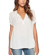 Camisas y tops de mujer de manga corta blusa de chifón