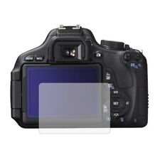2 Pack Screen Protectors Cover Guard Film For Canon EOS 600D (Rebel T3i)