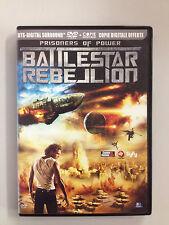 Battlestar Rebellion dvd