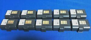 10 of Hitech ZEBRA#P1031365-021 QLN220/320/ZQ500..*Japan Li2.6A 19.24Wh Battery