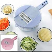 Practical 9IN1 Multi-Function Easy Food Cutter Vegetable Blender Chopper Slicer