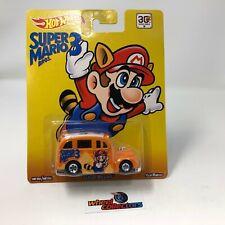 School Busted Super Mario 3 * Hot Wheels Pop Culture Super Mario * JC4