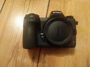 Nikon Z6 24.5 MP Mirrorless Camera - Black (Body Only)