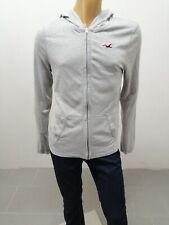 Felpa HOLLISTER Uomo Taglia Size L Sweater Man Pull Homme Maglia Cotone P 7374