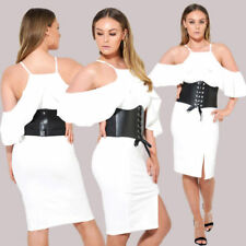 Summer Long with Belt Dresses for Women