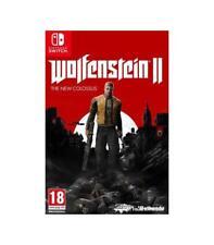 Juego Nintendo switch Wolfenstein 2