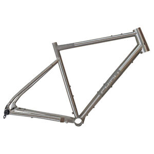 NEW Chiru Vagus Titanium Endurance Gravel Bike Frame - Large 57cm ETT