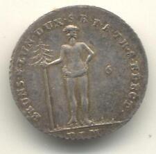 1/6 Thaler 1798 Brunswick-Lun.Cal.Hannover Geo III Of Great Britain