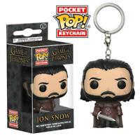 Funko Pocket POP! Keychain: Game of Thrones: S7 Jon Snow - NEW!!