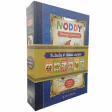 Noddy Vintage Collection 6 Timeless Books Box Set RRP £39.95 each By Enid Blyton