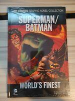 Superman/Batman World's Finest (Eaglemoss Vol. 66, DC Comics) Hardcover
