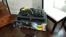 TiVo Premiere Series 4 w/Lifetime Svc - 1TB hard drive (150 hrs HD) + 3 remotes