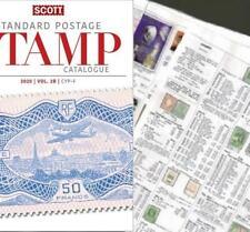 Cyprus 2020 Scott Catalogue Pages 1-28
