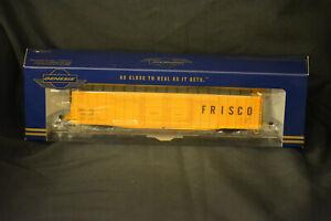 Athearn Genesis ATHG67791 Boxcar Frisco SL-SF 9021 HO gauge USA Railroad