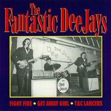 "FANTASTIC DEE-JAYS 'Fight Fire / Get away 7"" Larks Denny Nicholson Dick Newton"