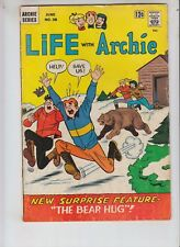 Life With Archie 38 VG+ (4.5) 6/65 Very Funny stuff! Archie Comics!