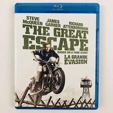 The Great Escape - Classic 1963 Steve McQueen Film (Blu-ray)