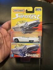 Matchbox 2007 Superfast 1957 Ford Thunderbird w/Collector's Box 1 of 15,500 NIP