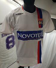 maillot jersey camiseta trikot maglia shirt om psg ol lyon 2007 2008 M Juninho