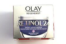 Olay Regenerist Retinol 24 NIGHT MOISTURISER - Fragrance-Free - 50ml