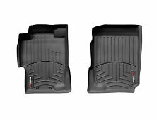 WeatherTech FloorLiner Mats for Honda Accord - 2003-2007 - 1st Row - Black
