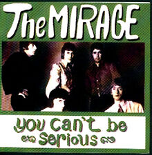 Mirage-You Can't Be Serious CD-60s UK Mod Pop Psych -UK 60s CD