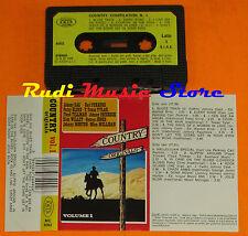 MC COUNTRY COMPILATION ORIGINALS Vol.1 Jonny cash carl perkins cd lp dvd vhs