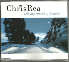 CHRIS REA Tell Me there's a heaven MINI BEST UK CD single SEALED 1994 Usa Seller