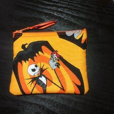 Orange Jack Skellington / Nightmare Before Christmas Handmade Gift Card Holder